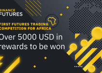 Binance Futures Africa Competition – Trade and Win