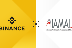 Binance Joins the Internet and Mobile Association of India
