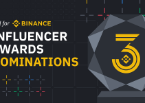 Call for Binance Influencer Awards Nominations