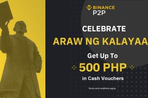 Celebrate Araw ng Kalayaan, Get Up To 500 PHP in Cash Vouchers