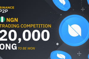 Trade with Nigeria Naira (NGN) on Binance P2P and Win 20,000 ONG