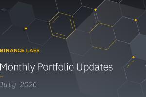 Binance Labs Monthly Portfolio Updates, July 20