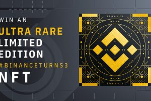 Win an Ultra Rare Limited Edition Binance NFT – Anniversary