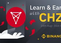$10,000 CHZ Giveaway: Binance Learn & Earn