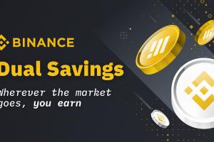 Binance Dual Savings: Earn Wherever the Market Goes