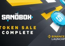 Binance Launchpad: The Sandbox Sale Results