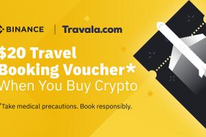 Earn a $20 Travel Booking Discount Voucher Now