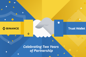 Trust Wallet: Celebrating Two Years of Partnership