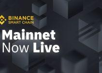 Binance Smart Chain Mainnet Launch