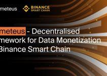 Prometeus – Decentralised Framework for Data Monetization on Binance Smart Chain