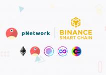 pNetwork's Ethereum-BSC bridge now live on the Binance Smart Chain