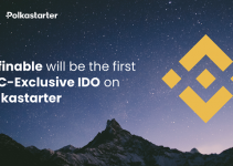 Refinable NFT Marketplace Will Be The First BSC-Exclusive IDO on Polkastarter