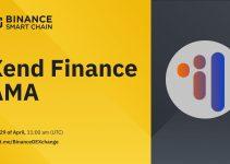Telegram AMA: Xend Finance