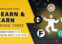 BSC Learn & Earn 3: Win a Share of $45,000
