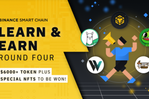 BSC Learn & Earn 4: Win tokens and unique NFTs