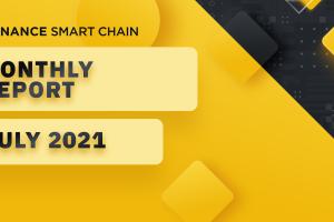 Binance Smart Chain Ecosystem Report – July 2021