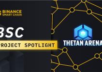 BSC Project Spotlight: Thetan Arena