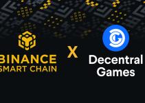 Binance Smart Chain's $100M Fund Invests in Decentral Games