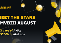 Meet the Stars: Join us for 3 days of AMAs and $100k airdrops!