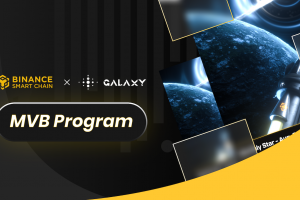Project Galaxy and Binance Smart Chain collaborate on NFT badges for top BSC projects