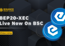 XEC token is now issued on Binance Smart Chain